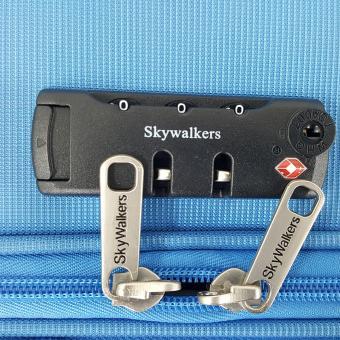 Vali SkyWalkers SW68025 size 24 (Xanh dương)
