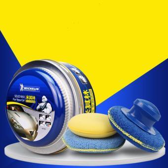 Sáp đánh bóng và phục hồi sơn xe ô tô cao cấp Michelin 4391ML tặng bộ dụng cụ chăm sóc xe