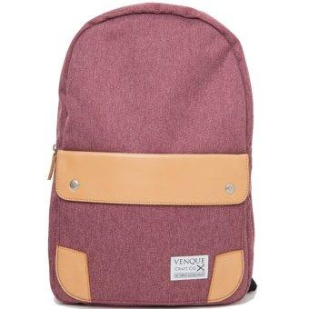 Ba lô Venque Classic Backpack (Đỏ)