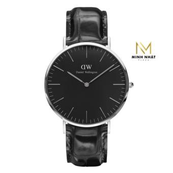 Đồng hồ Classic Reading Black Daniel Wellington DW00100135
