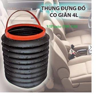 Thùng đựng đồ co giãn trên xe ô tô VIPauto-TĐCG01
