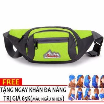 Túi đeo bụng du lịch chống nước cao cấp Sports H04
