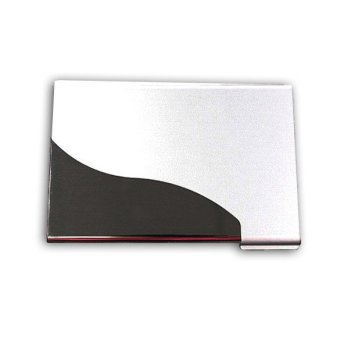 Business Name Card Case Cover Stainless steel Credit A (Intl)