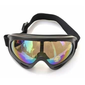 Mắt Kính Đi Phượt Chống Bụi và Tia UV X400