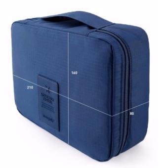 Túi đựng đồ cá nhân monopoly đi du lịch (Xanh Dương)