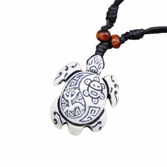 Vòng cổ con Rùa khắc họa tiết cổ