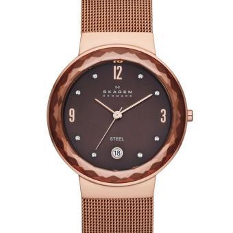 Đồng hồ nữ dây thép không gỉ Skagen SKW 2068