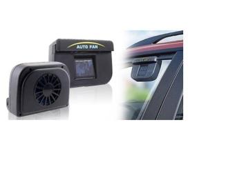Quạt tản nhiệt cho xe hơi Auto Fan MH-013 (Đen)