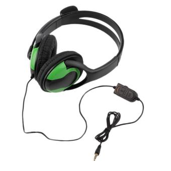 OH Noise Cancelling Headset (Green + Black) - intl