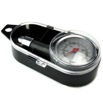 Đồng hồ đo áp suất lốp xe HQ206069 (đen)