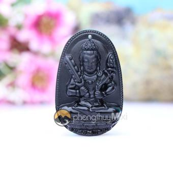 Mặt Dây Chuyền Phật Hư Không Tạng Bồ Tát Olic