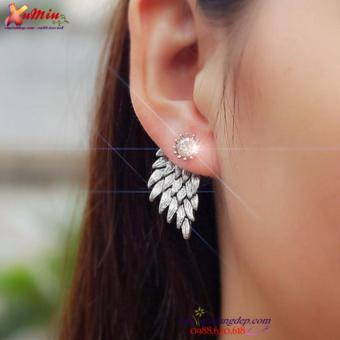 Khuyên tai đôi cánh thiên thần - XM018