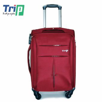 Vali Vải TRIP P030 Size S - 20inch (Đỏ đô)