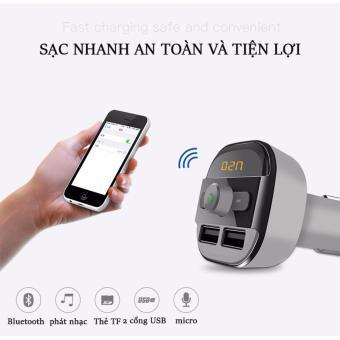 Tẩu sạc oto, xe hơi USB cao cấp đa năng OEM by Agiadep