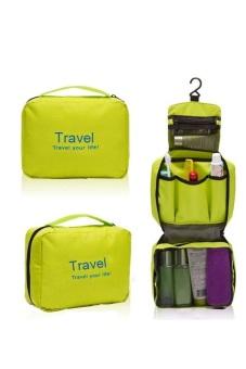 Túi du lịch đựng đồ cá nhân Travel (Xanh lá)