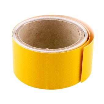 Băng keo phản quang kim cương Vàng 3M HQ4081 Diamond Grade DG3 Reflective Sheeting 30mmx1m