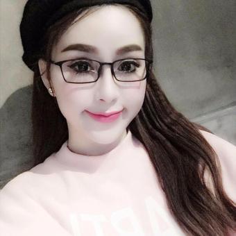 Gọng kính cận nữ siêu nhẹ