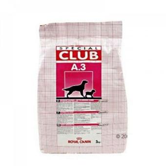 Combo 2 túi thức ăn Khô Cho Chó Club PRO Junior (A3) - 1kg