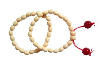 Bộ vòng dâu tằm Ngọc Tuyết tay chân cho trẻ sơ sinh