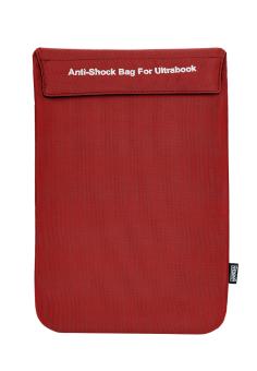 Túi chống sốc Ultrabook Ronal TCS03 (Đỏ)