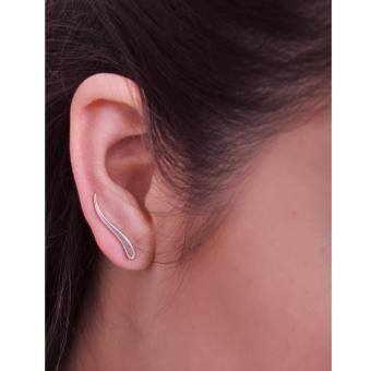Bông tai Mini Jewelry LDE0020 bạc S925 Italia