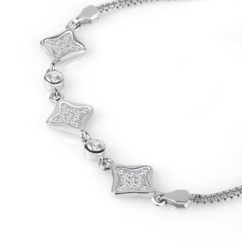 Lắc tay bạc Tiffany Love | Eropi