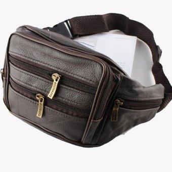 Túi da du lịch đeo hông USport