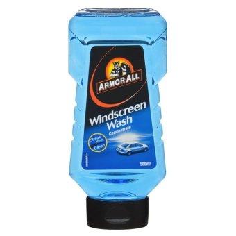 Nước rửa kính xe dạng pha Armorall Windscreen Wash (Xanh)