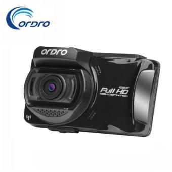 Camera hành trình Ordro X5 GPS + Wifi + Thẻ nhớ 32gb