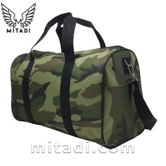 Túi Xách Vải Du Lịch Đa Năng - MITADI 2017 - TD003 (Camo Lính)