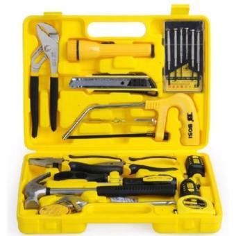 Bộ dụng cụ sửa chữa đa năng Bosi 21 chi tiết