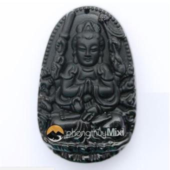 Dây Chuyền Mặt Phật Thiên Thủ Thiên Nhãn Olic To