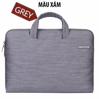 Túi laptop xách tay Cartinoe Jean Series 13inch (Xám)