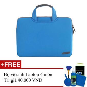 Túi chống sốc laptop Cartinoe Breath Simplicity 12 inch