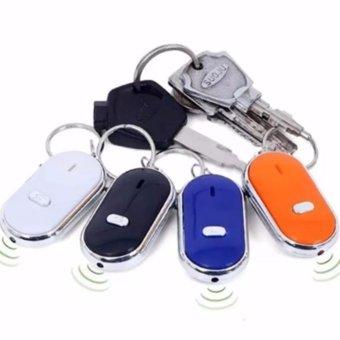 bộ 4 Móc khóa huýt sáo tìm chìa khóa thông minh Key Finder