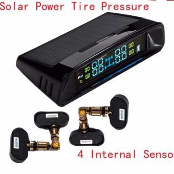 Cảm biến áp suất lốp xe hơi điện tử ( Màn hình màu)