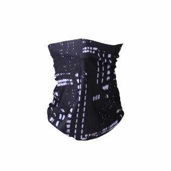 Siêu khăn ống đa năng Ubesthouse (Đen)