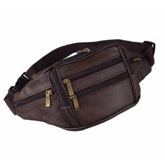 Túi đeo bụng du lịch Honling (Nâu)