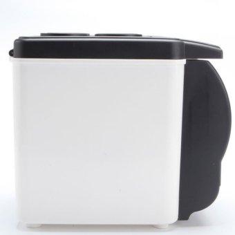 Tủ lạnh mini ô tô du lịch PORT ABLE ELECTRONIC HQ Store 0TI83 (đen)