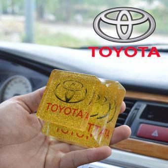 Nước hoa khử mùi xe Logo Oto TY5 (Vàng)