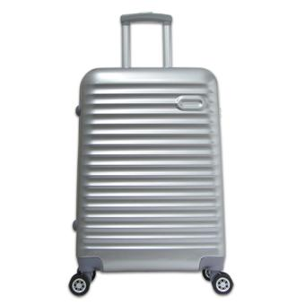 Vali nhựa loại trung hành lý 20Kg TA260 (Xám bạc)