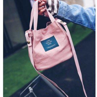 túi xách nữ thời trang living traveling (hồng)
