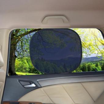Bộ 2 Màn che chống nắng bằng phim cách nhiệt cho ô tô TIGĐ086