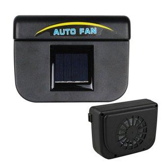 Quạt thông gió ô tô năng lượng mặt trời