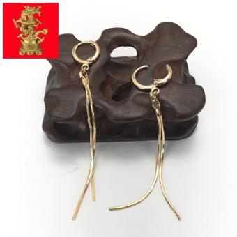 Bông Tai Nữ Mạ Vàng 18K