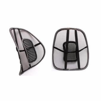 Bộ 2 Tấm lưới tựa lưng chống nóng ghế ô tô, ghế văn phòng tiện dụng