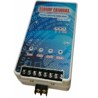 Công tắc điều khiển từ xa qua điện thoại HT4A loại 4 ngõ ra