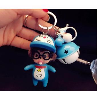 Móc Khóa QyQy Doraemon ( chất liệu nhựa vanil _)