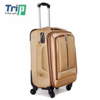 Vali Vải TRIP P031 Size L - 28inch (Vàng)