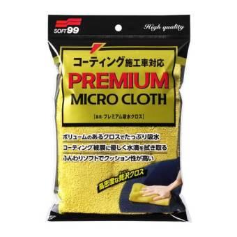 Khăn lau chuyên dụng cho ô tô Premium Micro Cloth
